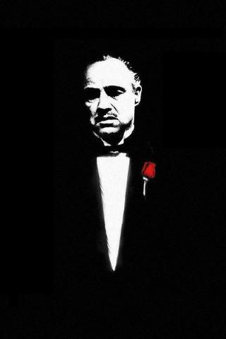 wallpaper iPhone The Godfather
