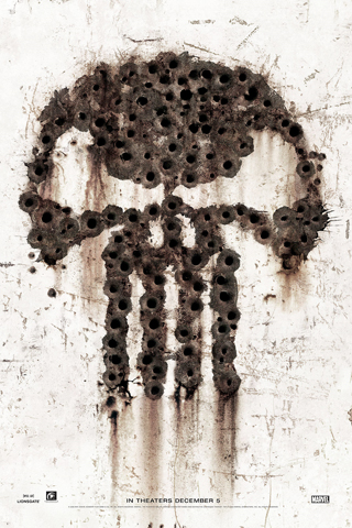 wallpaper iPhone The Punisher