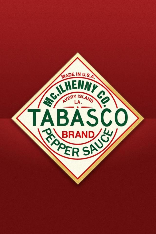 wallpaper iPhone Tabasco