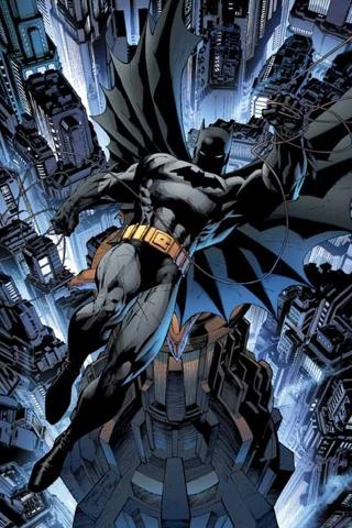 wallpaper iPhone Batman