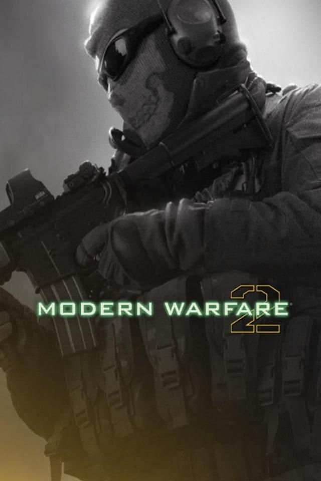 wallpaper iPhone Modern Warfare 2