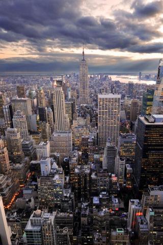 wallpaper iPhone Rockefeller's View