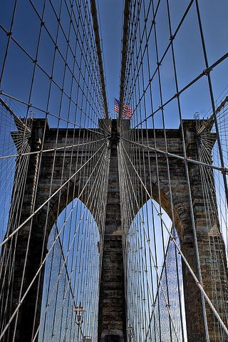 wallpaper iPhone Brooklyn Bridge