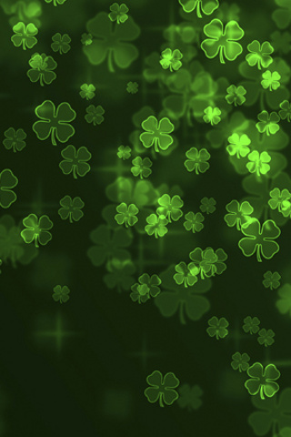wallpaper iPhone Luck of the Irish