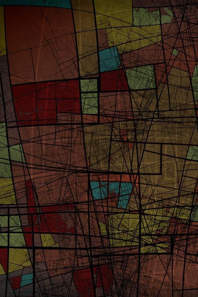 wallpaper iPhone Geometric