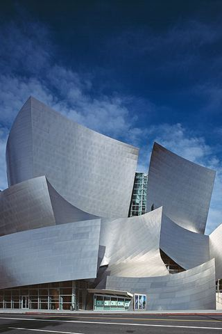 wallpaper iPhone Disney Concert Hall