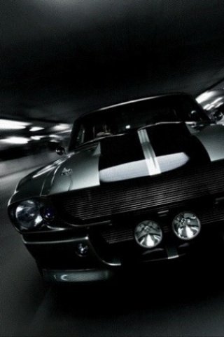 wallpaper iPhone Shelby GT500