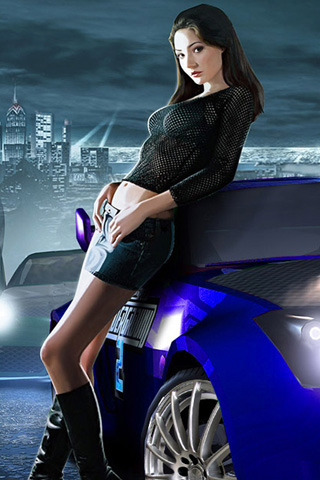 wallpaper iPhone need for speed 215