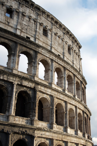 wallpaper iPhone Colosseum