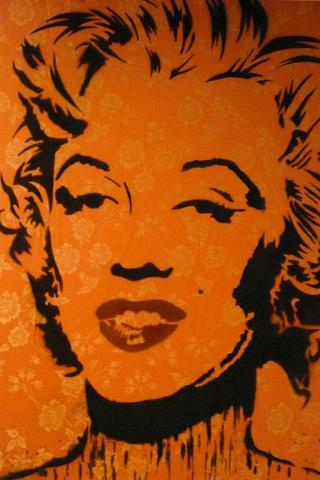 wallpaper iPhone Marilyn