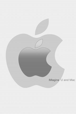 wallpaper iPhone apple logo iphone