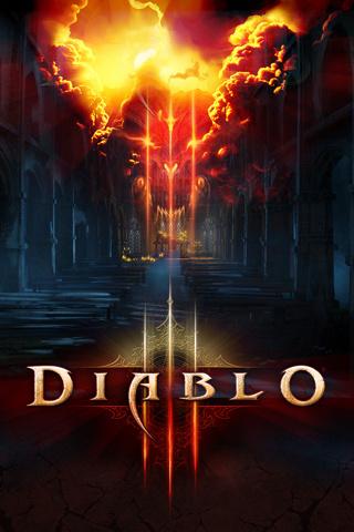 wallpaper iPhone Diablo III