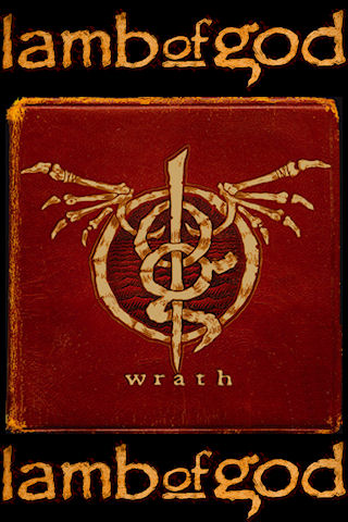 wallpaper iPhone Lamb of God