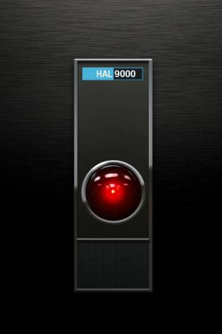 wallpaper iPhone HAL 9000