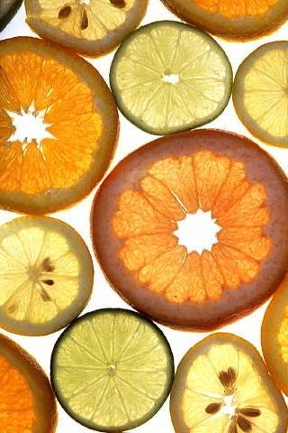 wallpaper iPhone Citrus