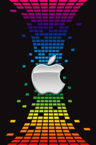 wallpaper iPhone Disco Apple