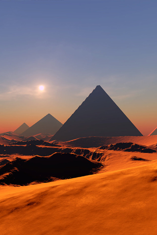 wallpaper iPhone Egyptian Haze