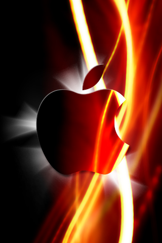 wallpaper iPhone Apple Plasma