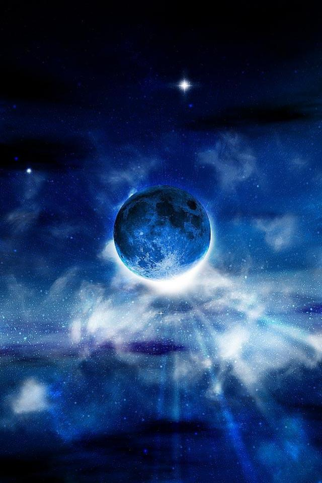 wallpaper iPhone Moonshine