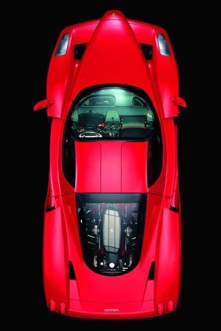 wallpaper iPhone Ferrari Enzo