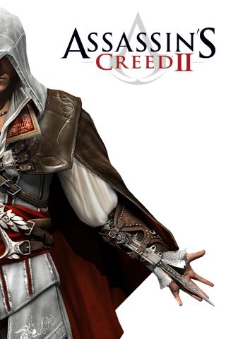 wallpaper iPhone Assassin's Creed II