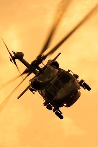 wallpaper iPhone SH-60 Seahawk