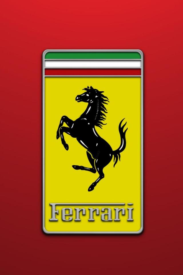 wallpaper iPhone Ferrari