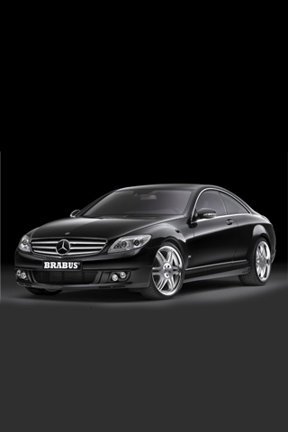 wallpaper iPhone cl600 brabus 227