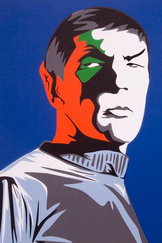 wallpaper iPhone Star Trek
