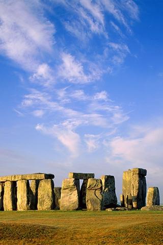 wallpaper iPhone Stonehenge