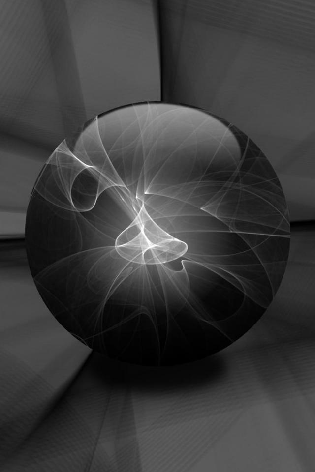 wallpaper iPhone Dark Matter