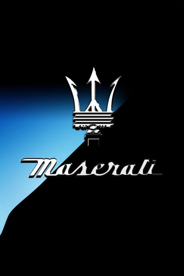 wallpaper iPhone Maserati