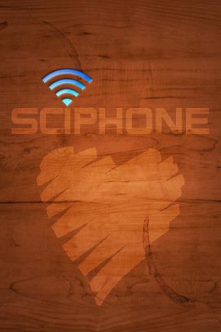wallpaper iPhone Love Sciphone