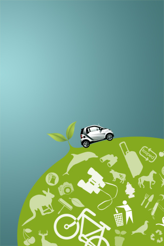 wallpaper iPhone Smart Fortwo