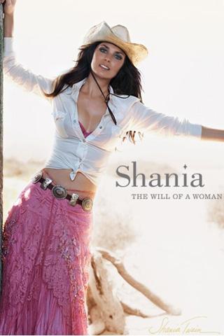 wallpaper iPhone Shania Twain