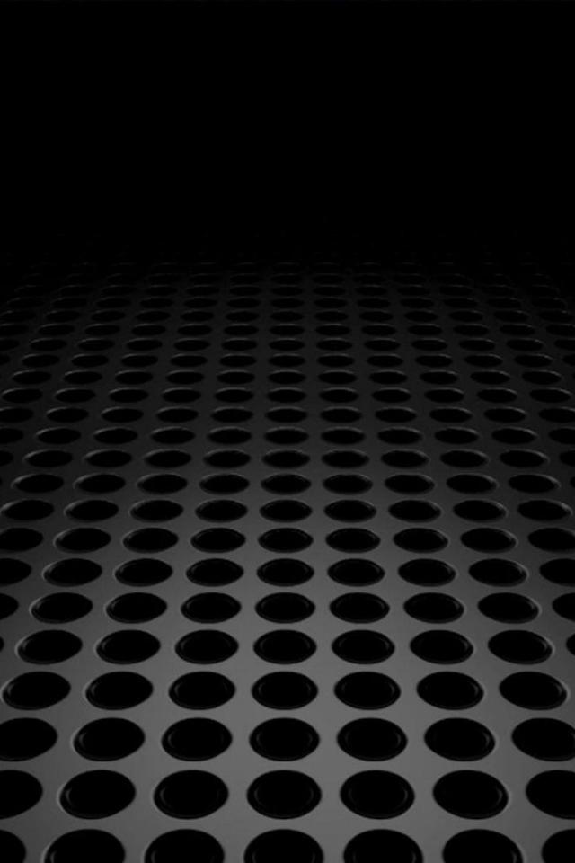 wallpaper iPhone Black Mesh