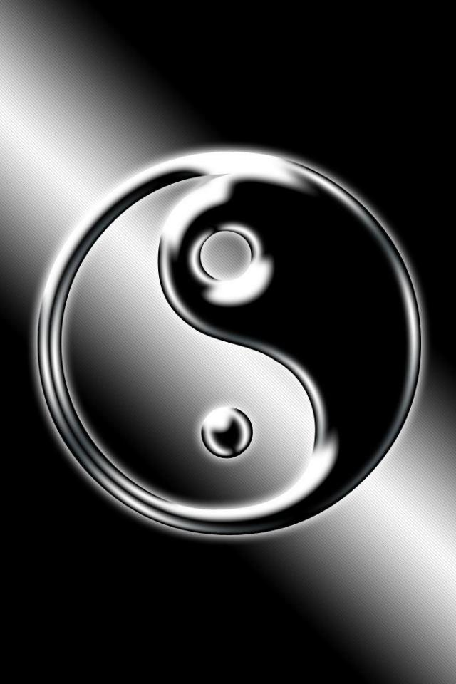 Wallpaper Iphone Yin Yang 392