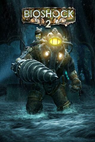 wallpaper iPhone Bioshock 2