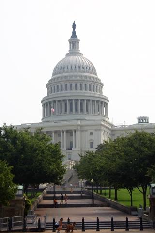 wallpaper iPhone U.S. Capitol day