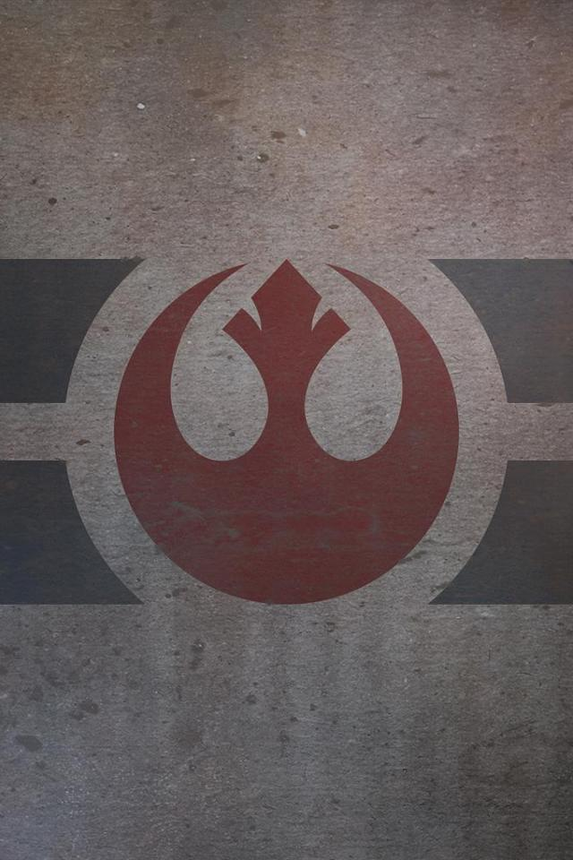 wallpaper iPhone Rebel Alliance