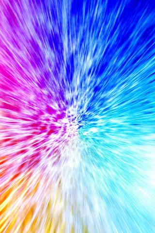 wallpaper iPhone Color Blast