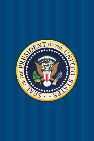 wallpaper iPhone President of the US
