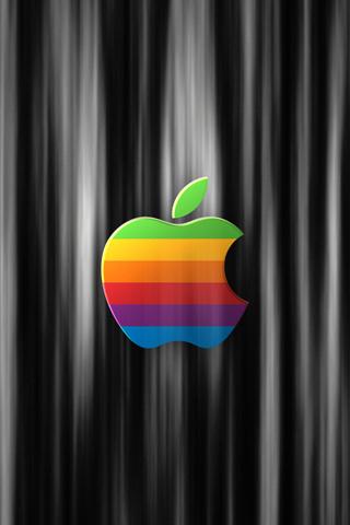 wallpaper iPhone Apple Silk