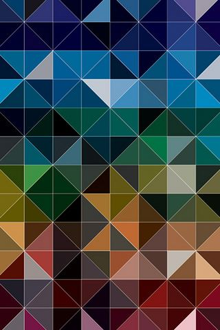 wallpaper iPhone Color Grid