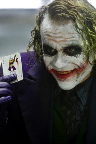 wallpaper iPhone The Joker