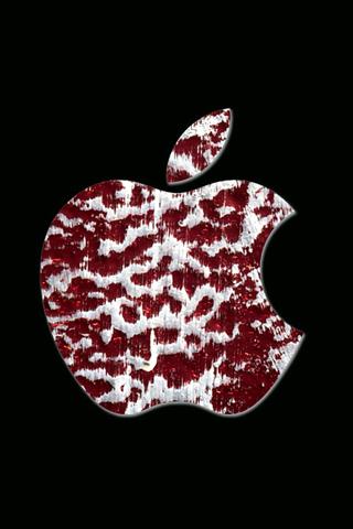 wallpaper iPhone dark apple iphone