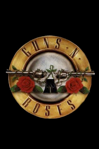 wallpaper iPhone Guns'N'Roses