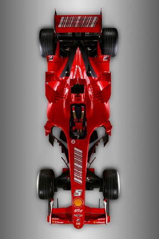 wallpaper iPhone Ferrari F2007