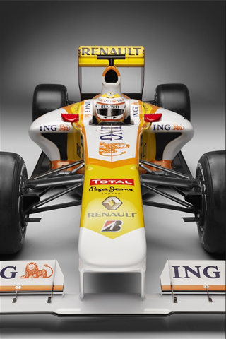 wallpaper iPhone Renault R29