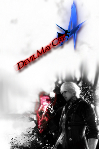 wallpaper iPhone Devil May Cry 4